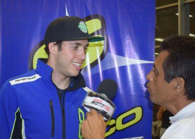 Mario Román responde a las preguntas de MotoTec