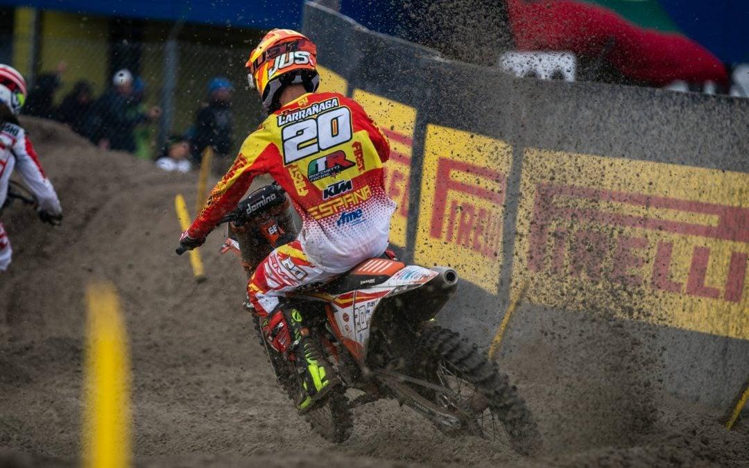 España, novena en el Motocross de las Naciones